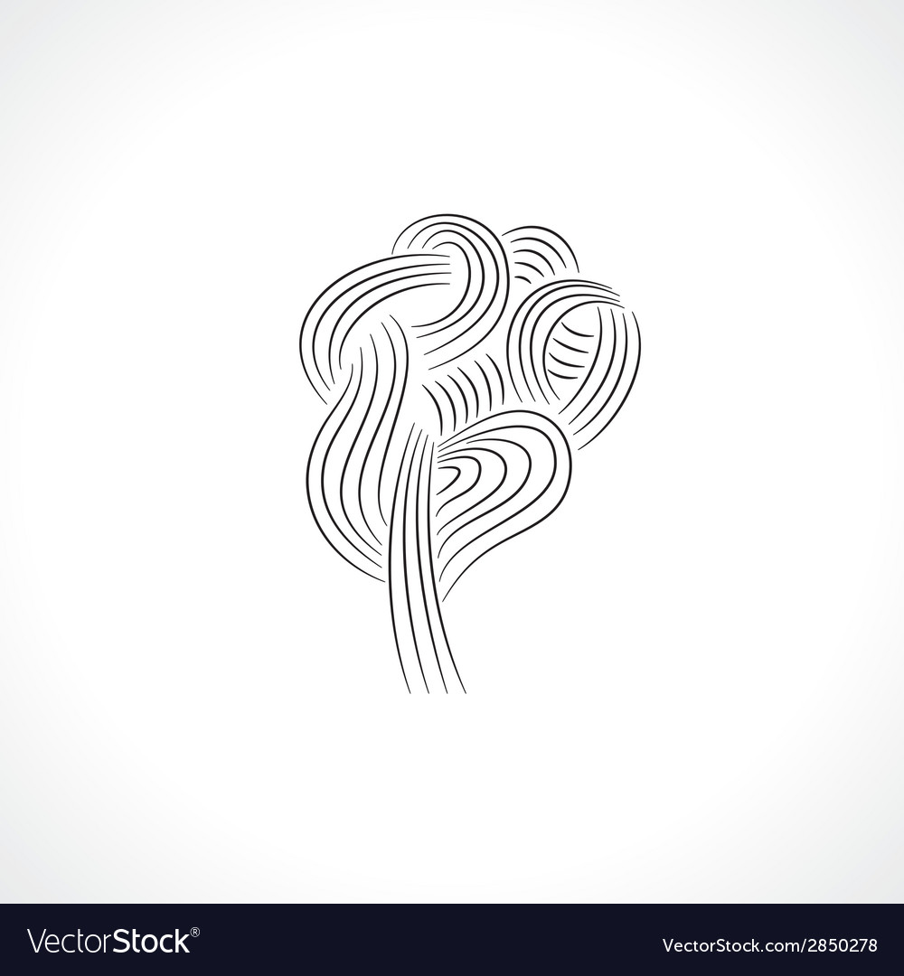 Symbol of tree vector | Price: 1 Credit (USD $1)