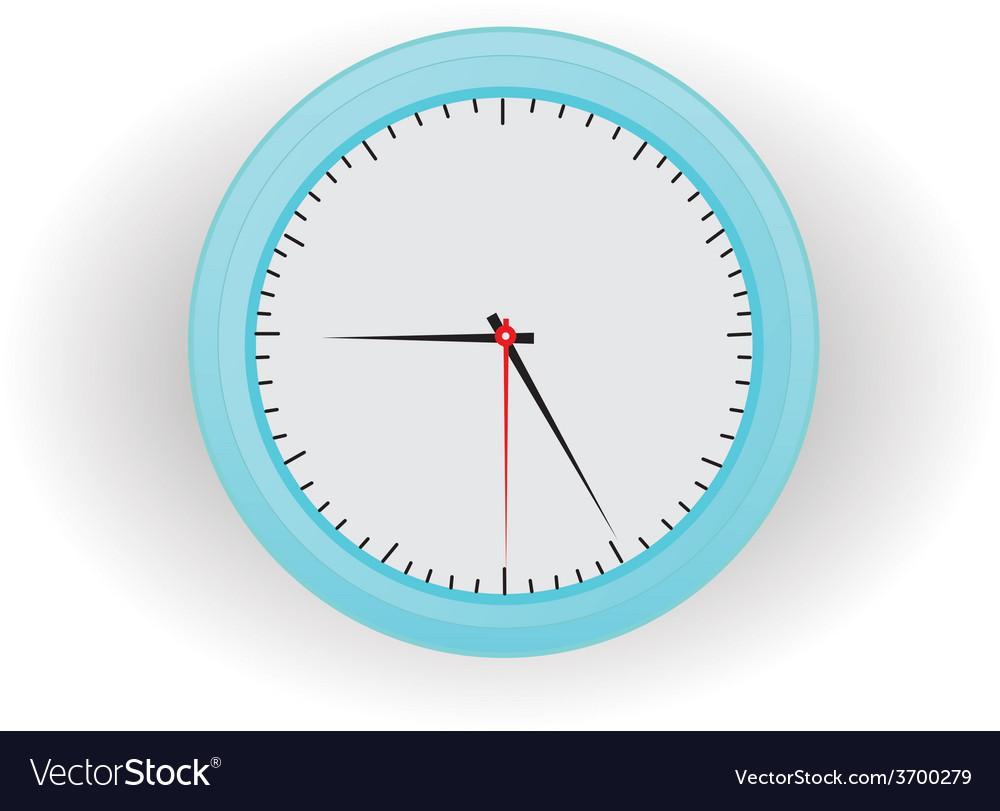 Clock vevtor vector | Price: 1 Credit (USD $1)