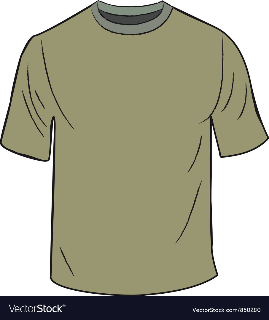 T shirt design template vector | Price: 1 Credit (USD $1)