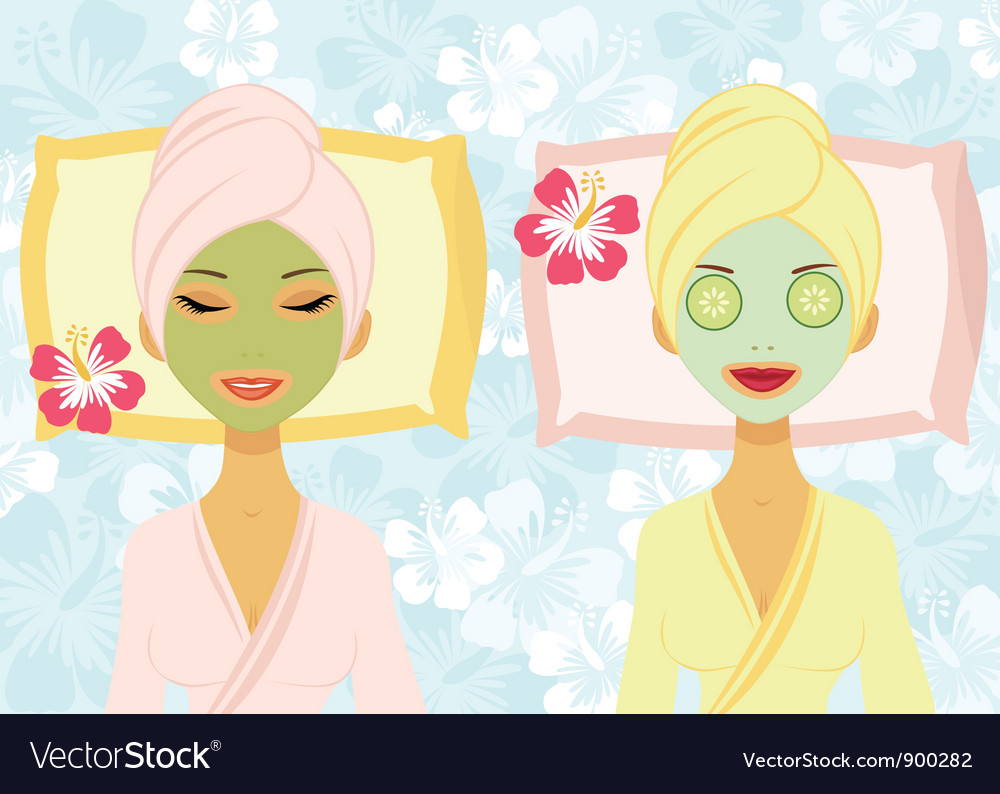 Beauty treatment vector | Price: 3 Credit (USD $3)