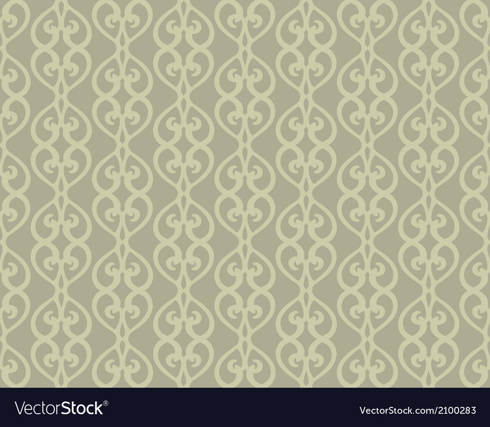 Khaki forged lacing seamless pattern vector | Price: 1 Credit (USD $1)