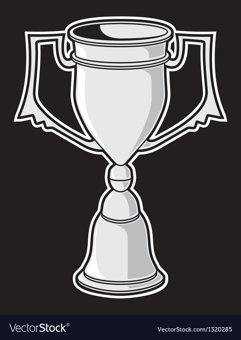 Cup award vector | Price: 1 Credit (USD $1)