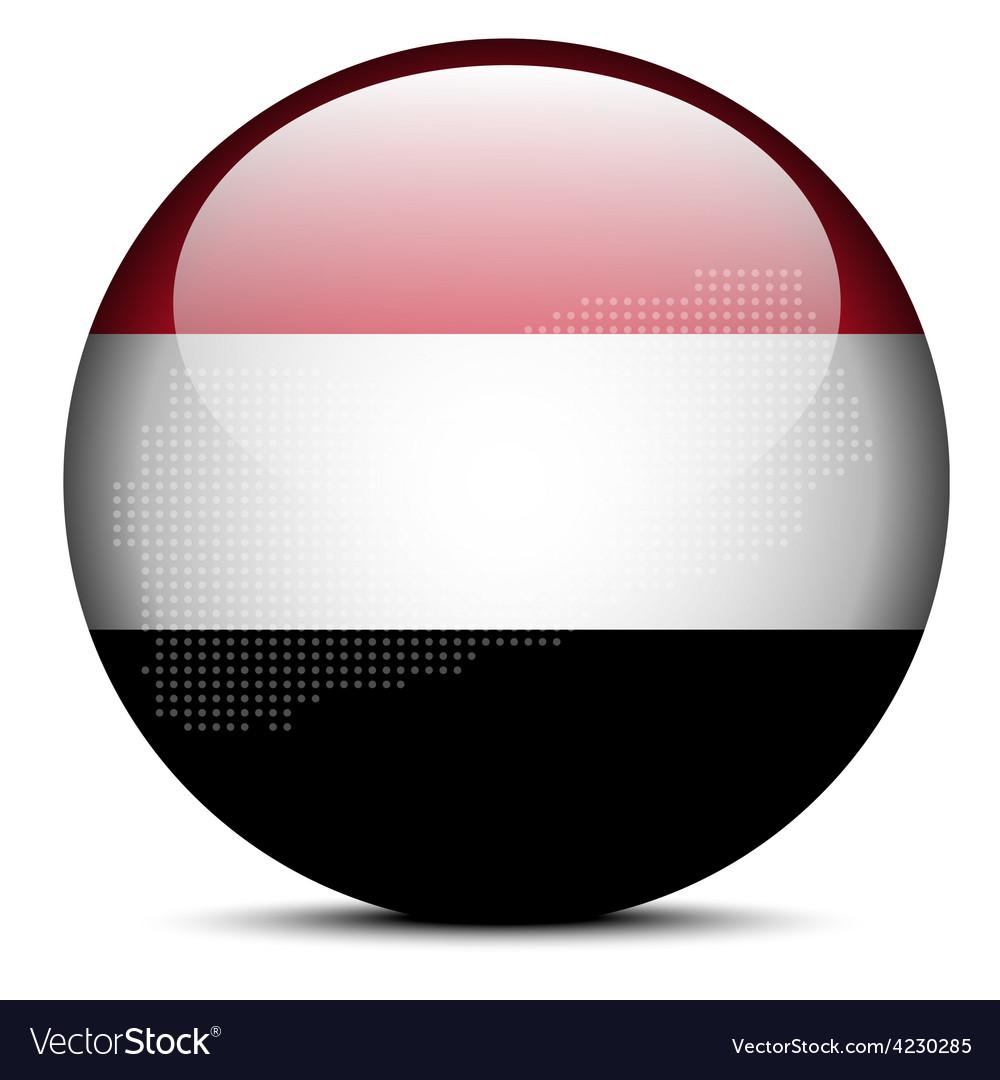 Republic of yemen vector | Price: 1 Credit (USD $1)