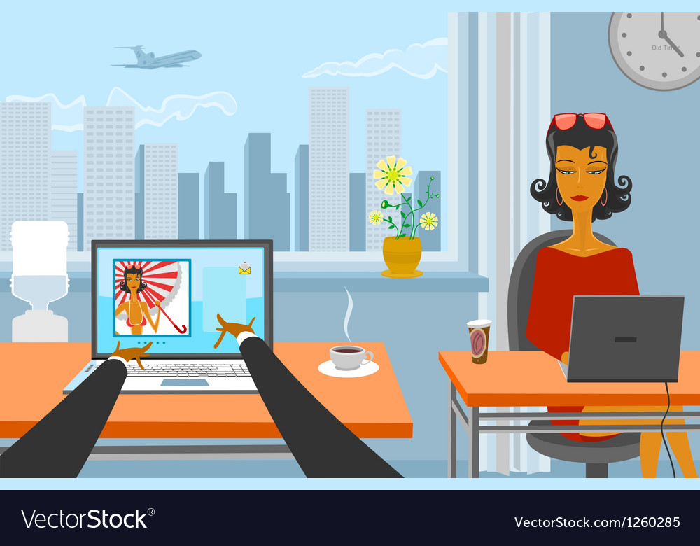 Working day vector | Price: 1 Credit (USD $1)