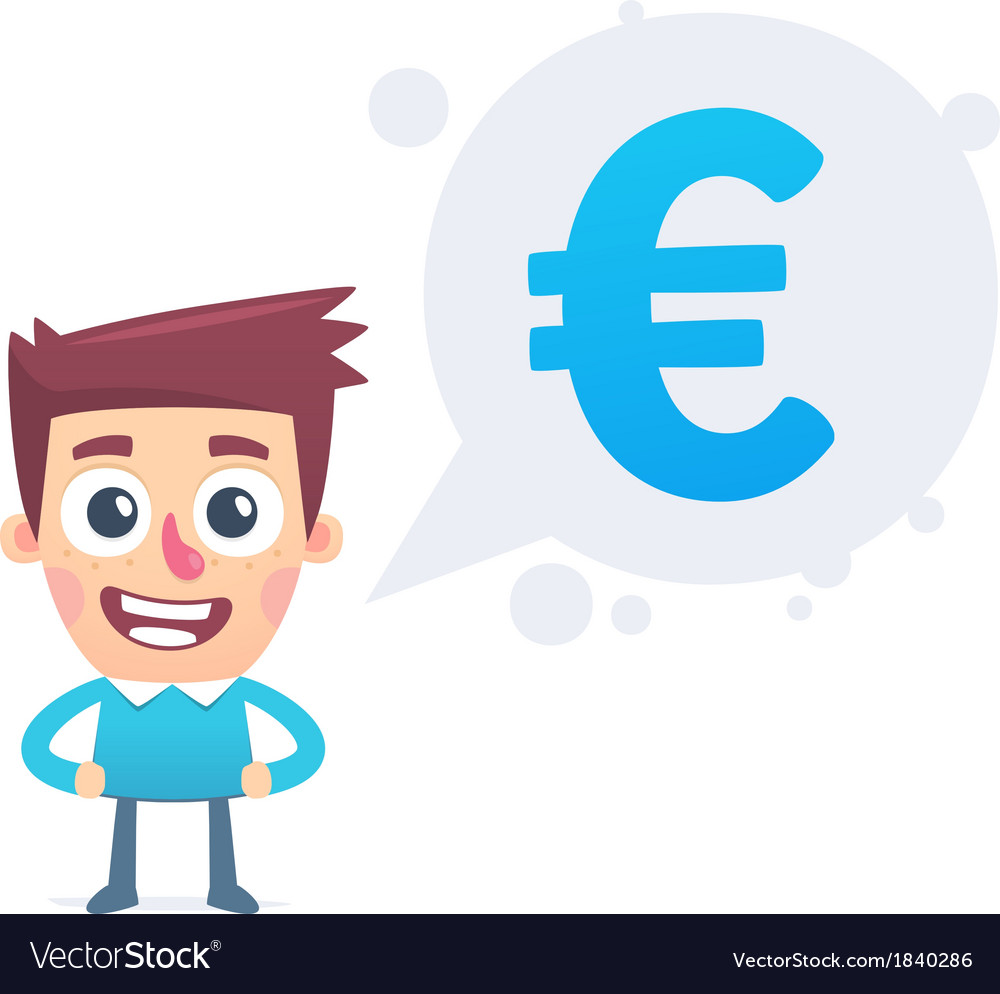 Analysis of the euro currency vector   Price: 1 Credit (USD $1)