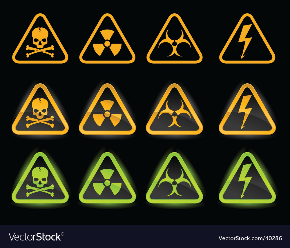 Collection of industrial icons vector | Price: 1 Credit (USD $1)