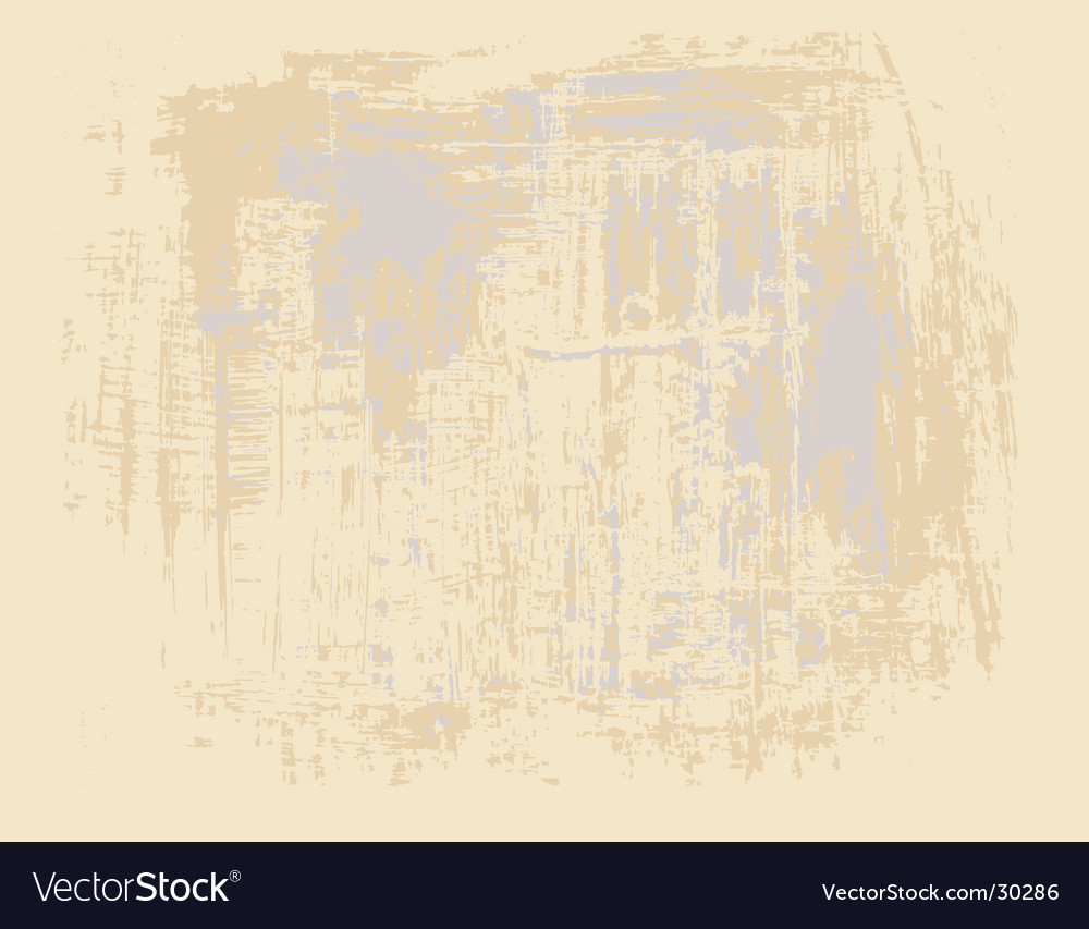 Grunge dry brush vector
