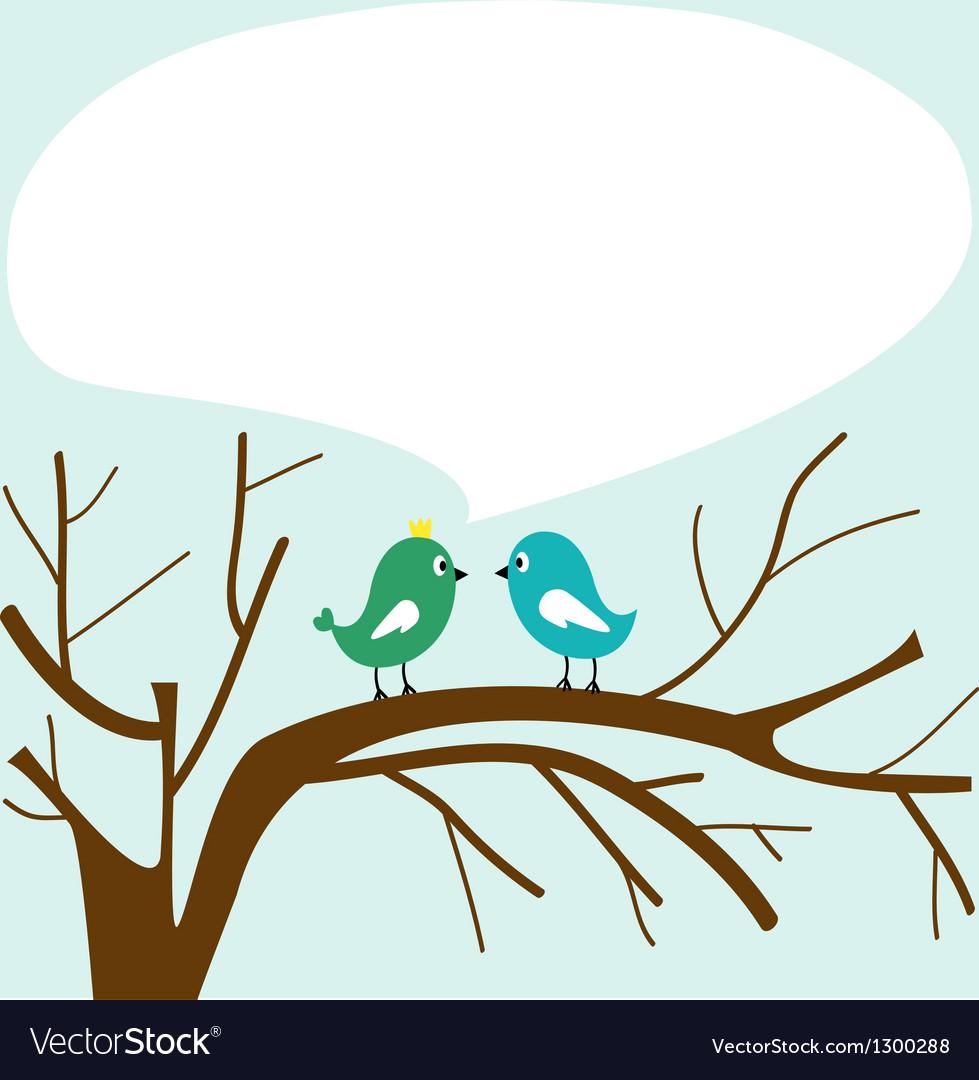 Bird bird vector
