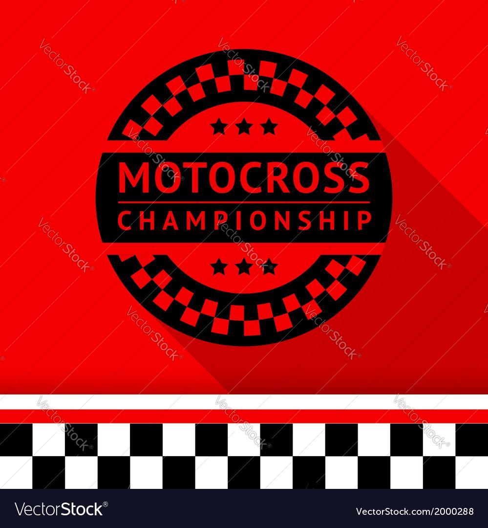 Racing stamp-12 vector   Price: 1 Credit (USD $1)