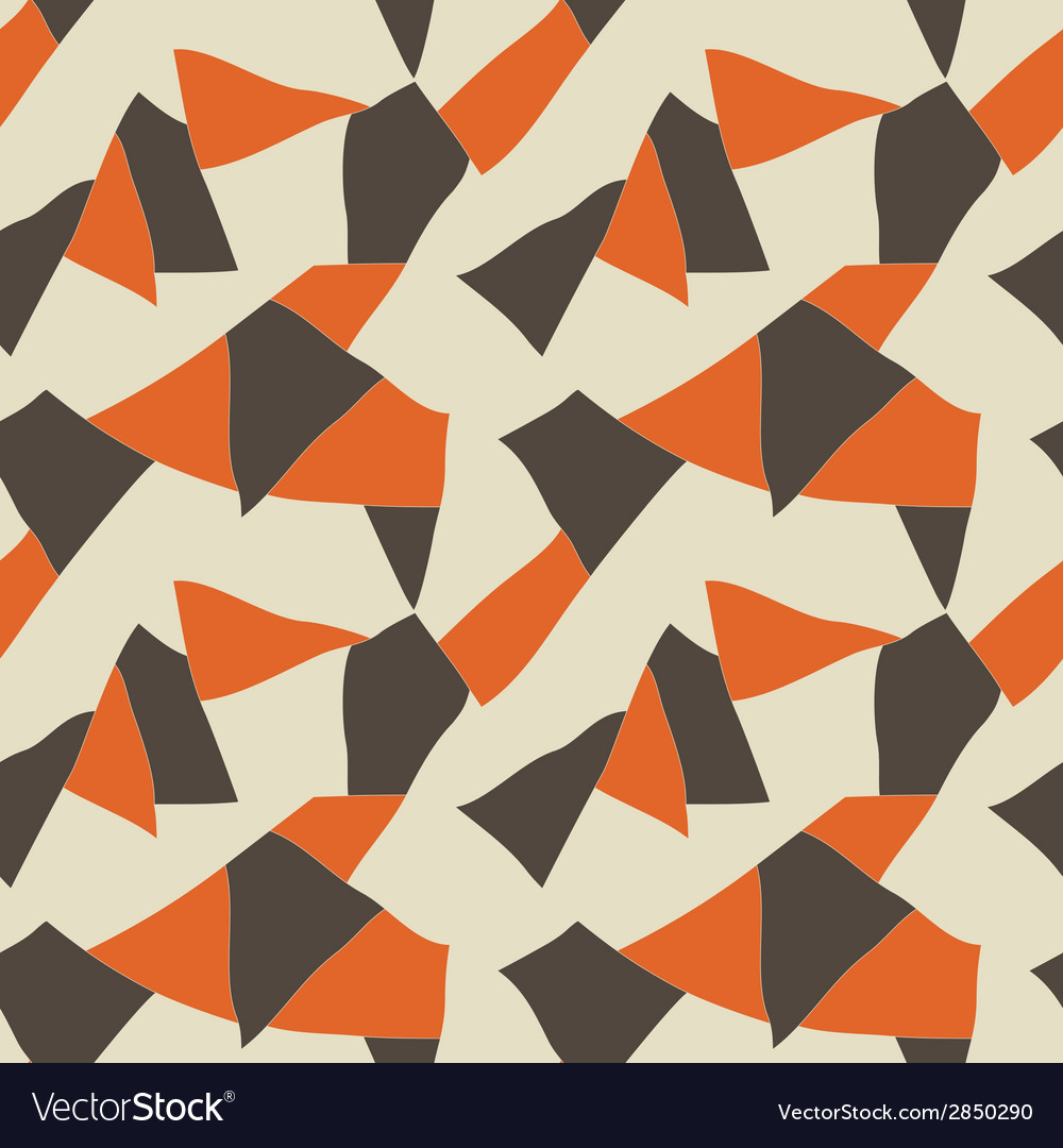 Abstract geometric seamless pattern vector   Price: 1 Credit (USD $1)