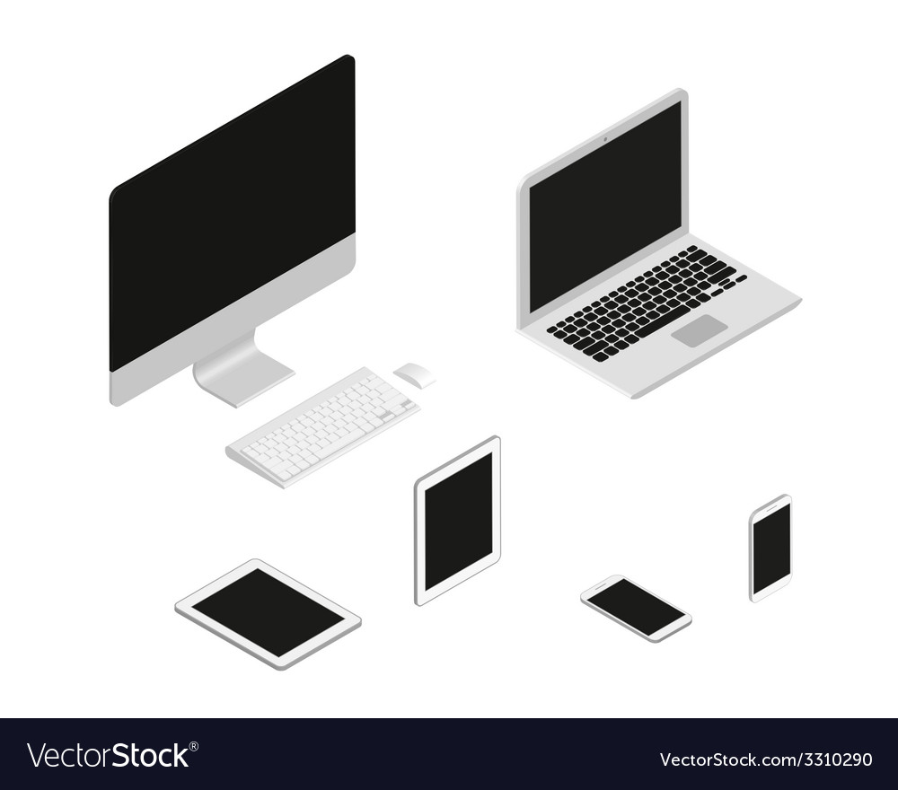 Computers set vector