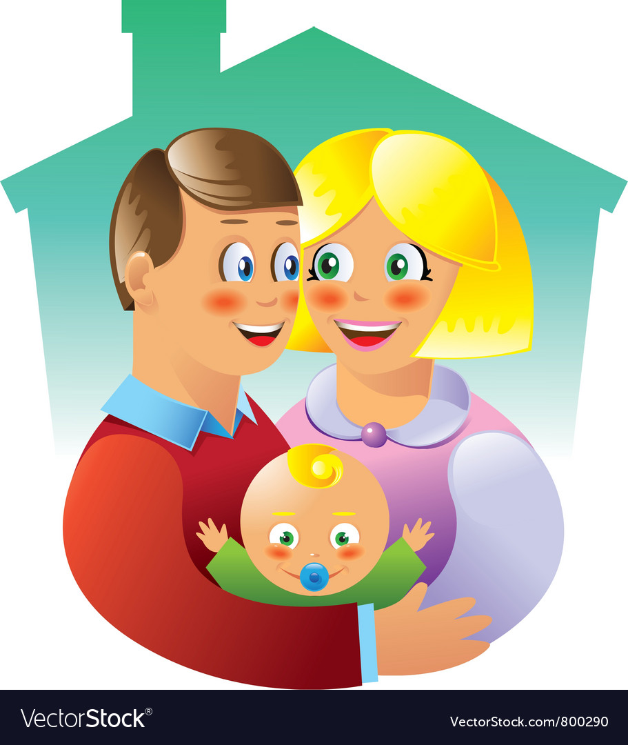 Famili vector | Price: 3 Credit (USD $3)