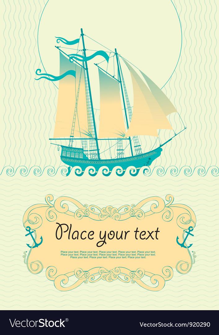 Sail vector | Price: 1 Credit (USD $1)