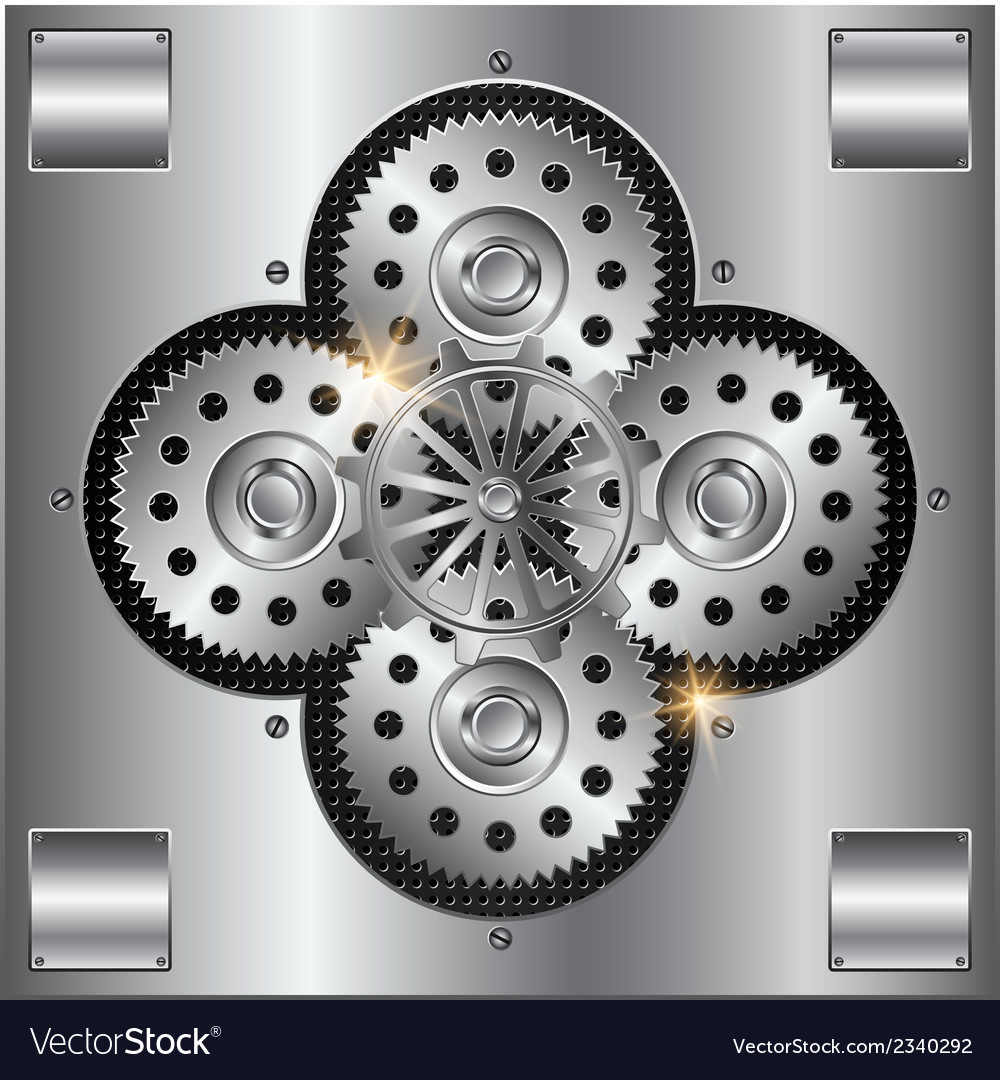 Mechanical background vector | Price: 1 Credit (USD $1)