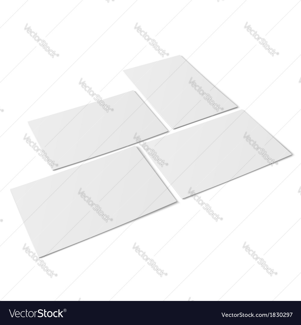 Business cards layout vector | Price: 1 Credit (USD $1)