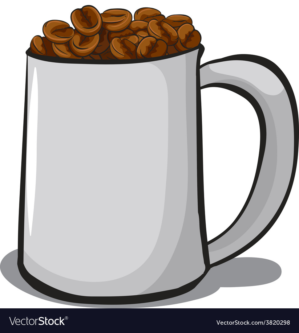 A mug vector | Price: 1 Credit (USD $1)