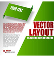 Green design vector