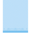 Blue antique background vector