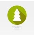 Tree christmas vector