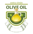 Extra virgin olive oil vector
