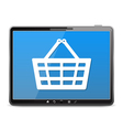 E-commerce internet store vector