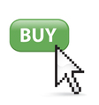 Buy button click vector