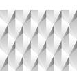 White volumetric abstract texture seamless vector