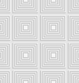 White squares on white tile ornament vector