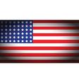Usa faded flag vector