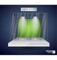 Showroom product vector