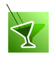 Abstract image of absinthe vector