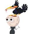 Angry bird vector
