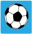 Football ball soccer1 vector