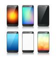 Smartphone bg vector