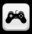 Gamepad design vector