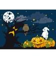 Halloween themed vector