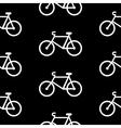 Bike symbol seamless pattern vector