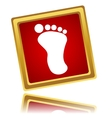 New footprint vector