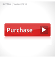 Purchase button template vector
