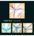 Set color line elements vector