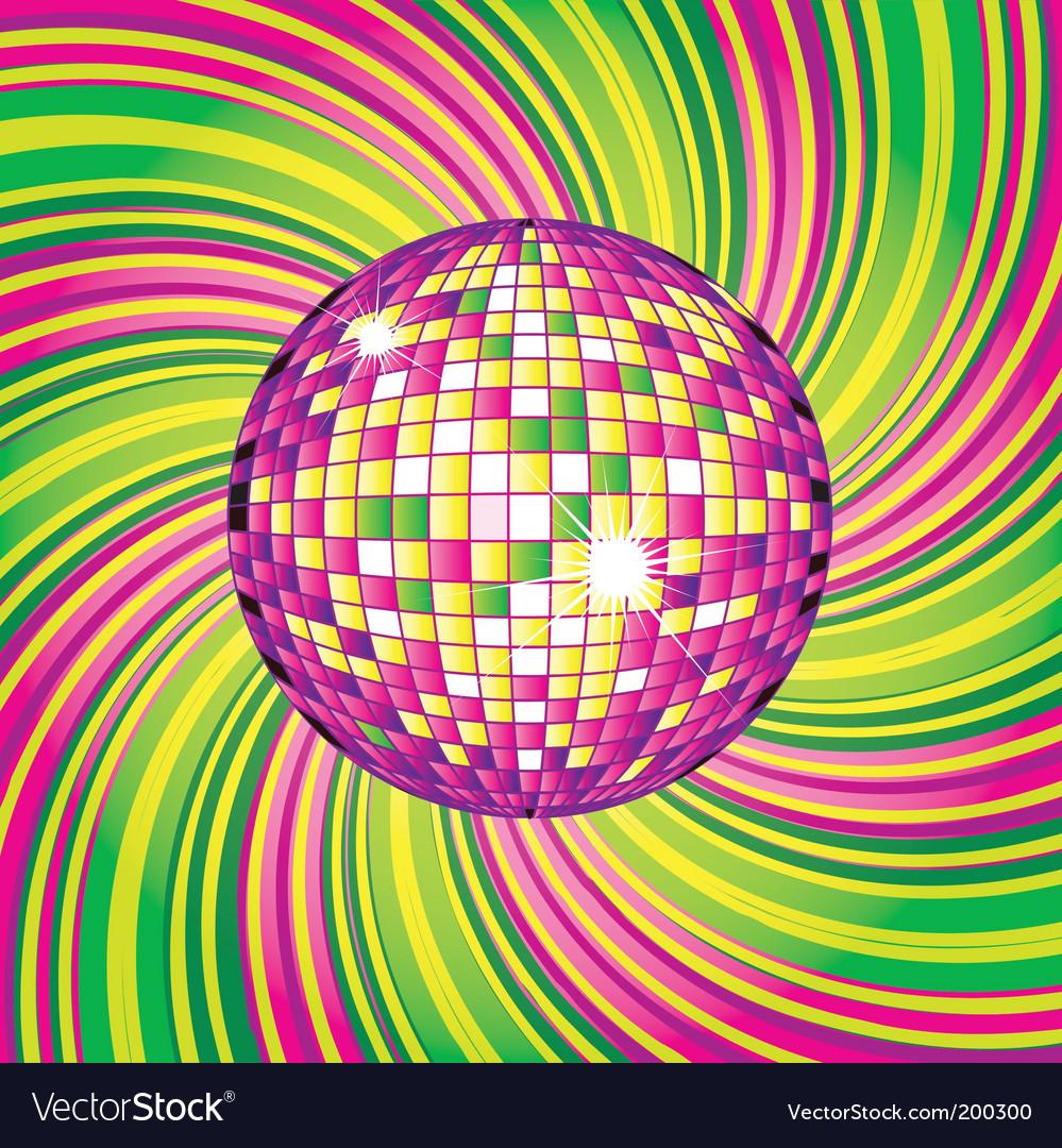 Disco background vector   Price: 1 Credit (USD $1)