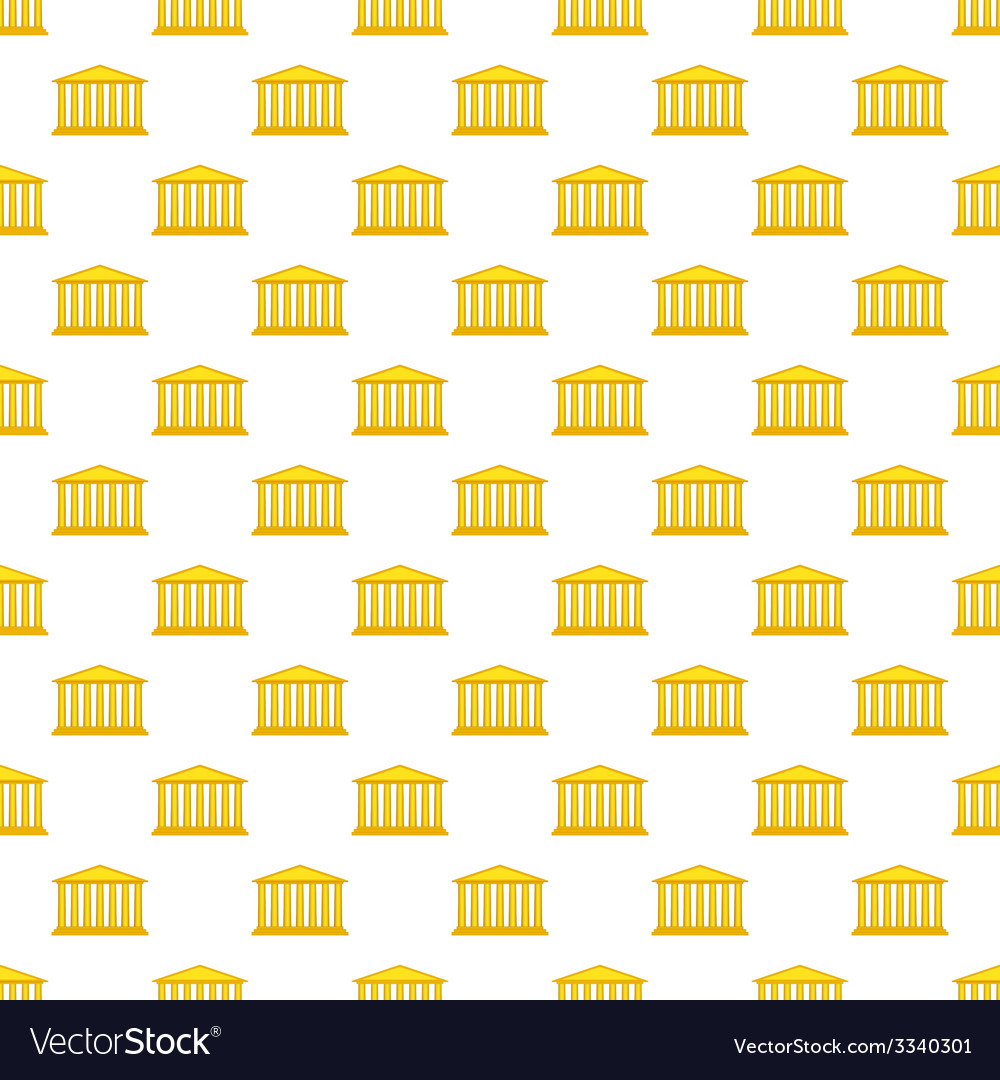 Colonnade pattern vector | Price: 1 Credit (USD $1)