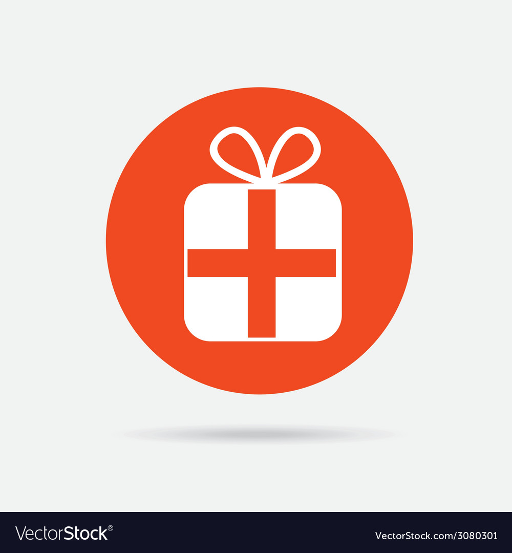 Gift design vector | Price: 1 Credit (USD $1)