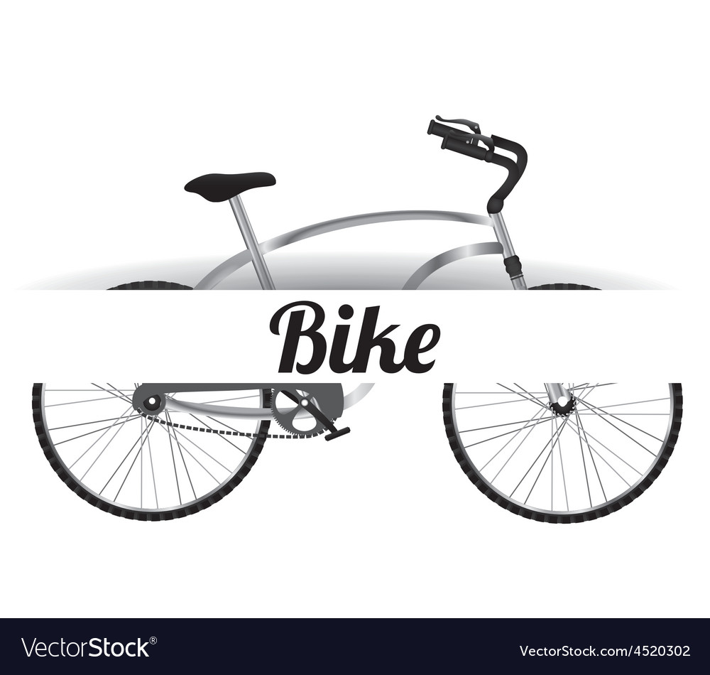 Bike lifestyle design vector | Price: 1 Credit (USD $1)