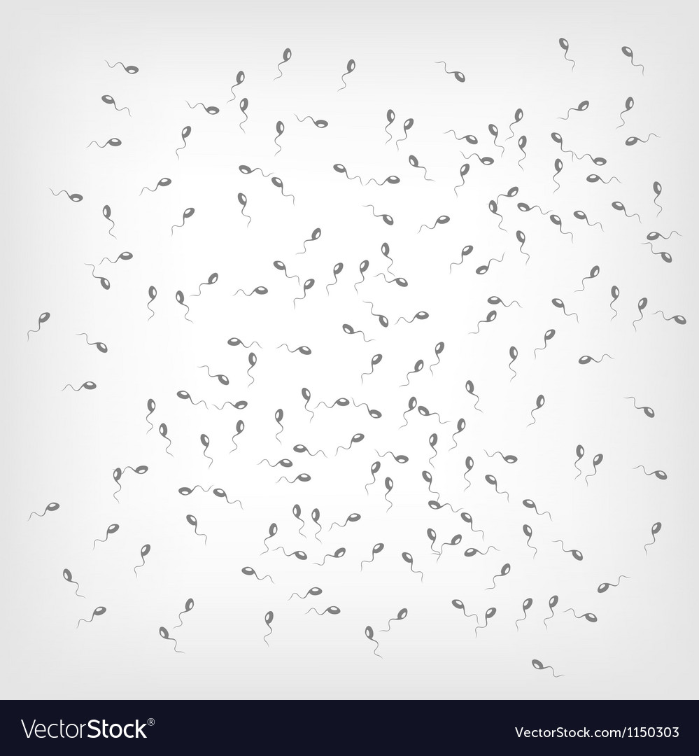 Sperm concept vector | Price: 1 Credit (USD $1)