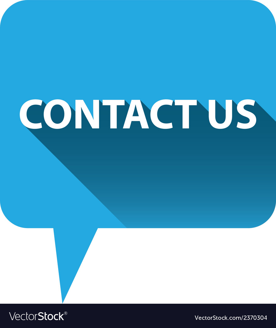 Contact us bubble vector   Price: 1 Credit (USD $1)