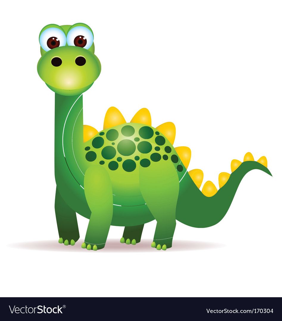 Cute dino vector | Price: 1 Credit (USD $1)