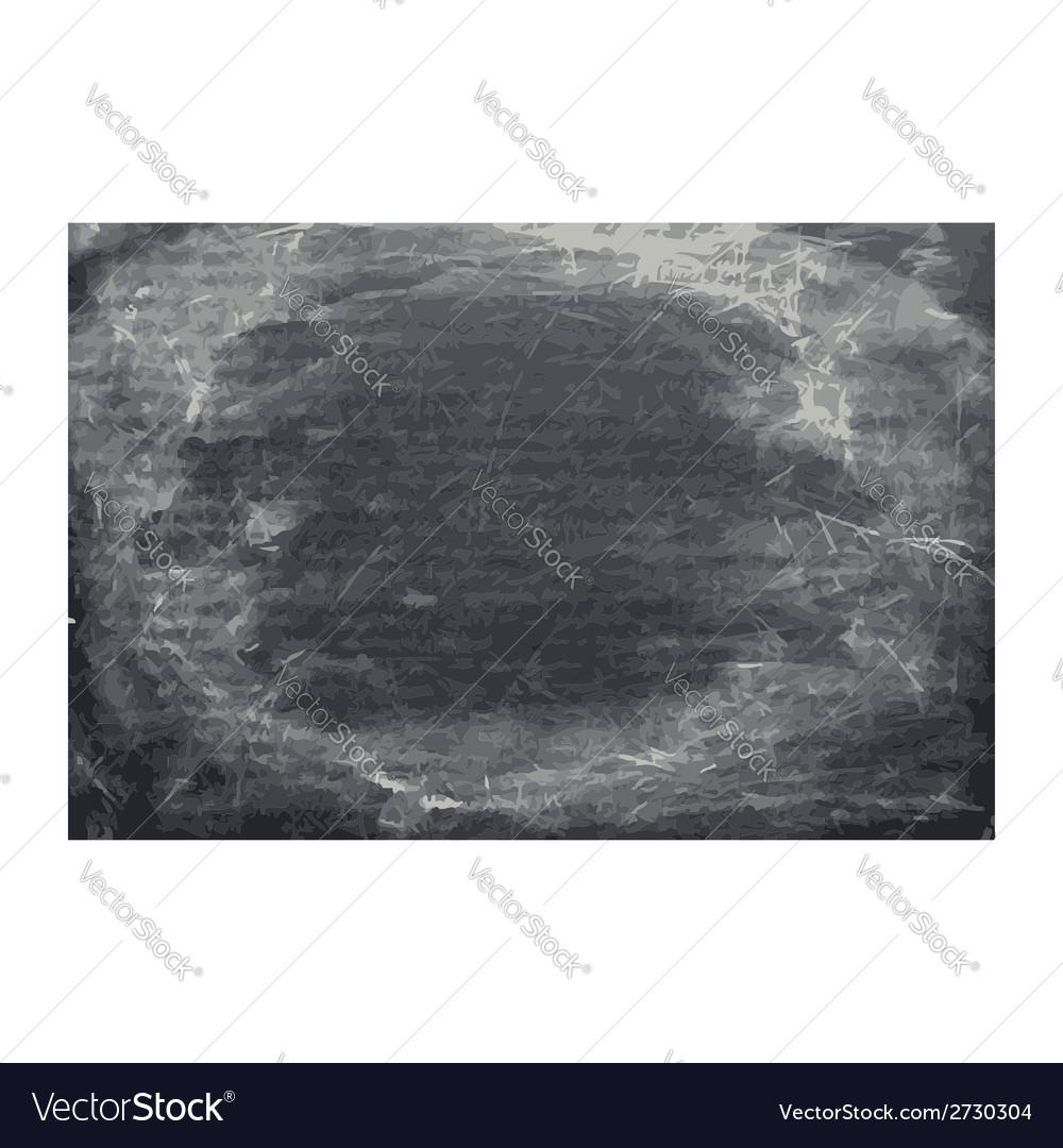 Texture on chalkboard blackboard vector   Price: 1 Credit (USD $1)