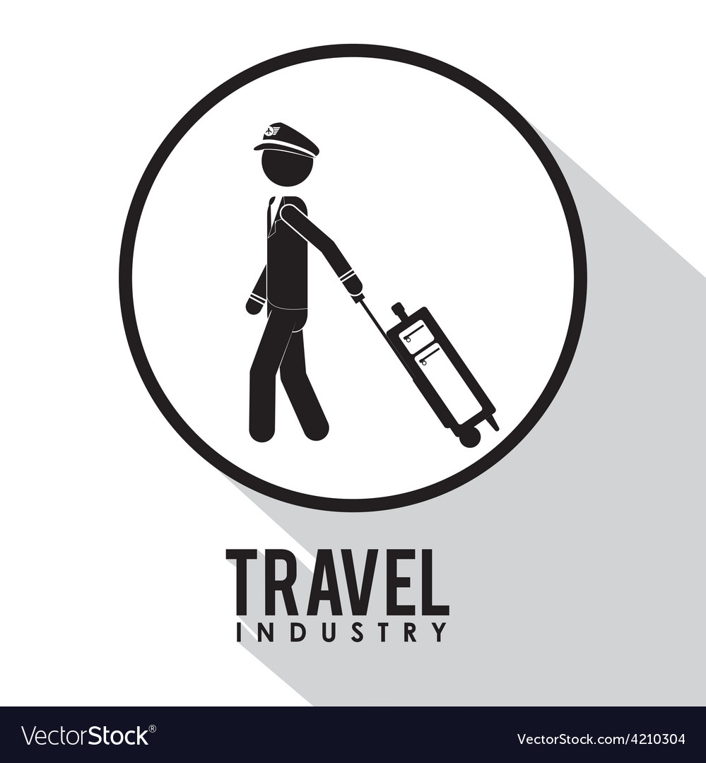 Travel icon design vector | Price: 1 Credit (USD $1)
