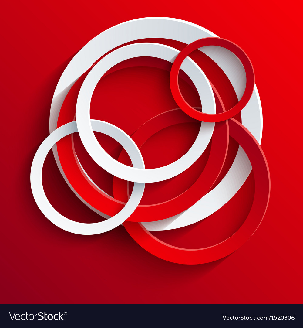 Circle abstract background eps10 vector | Price: 1 Credit (USD $1)